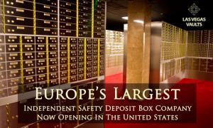 Safety Deposit Boxes Las Vegas