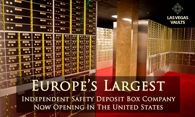 Safety Deposit Boxes Las Vegas